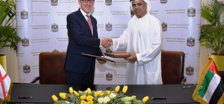 Jersey & UAE Sign Double Tax Agreement
