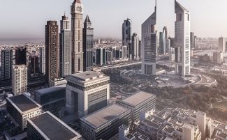 DIFC Delegation Attends Forum in China