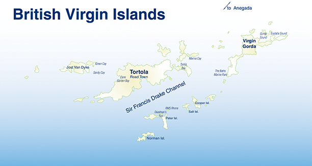 BVI Focused On Attracting Businesses with 'Substance'