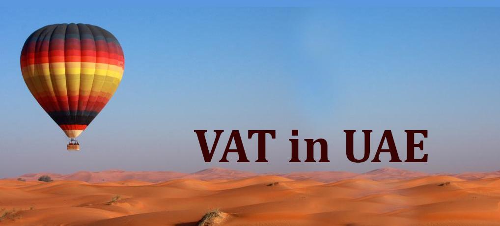 VAT in the UAE